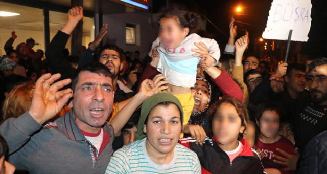 Kənd toyunda 5 yaşlı qıza təcavüz etmək istədi, çılpaq halda tutuldu - FOTO