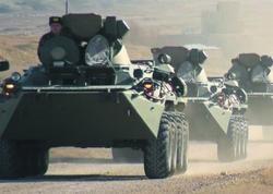 Ordumuzun yeni hərbi texnikası - FOTO