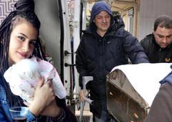 Ögey atası 17 yaşlı qızı zorladıqdan sonra alt paltarında diri-diri basdırdı - VİDEO - FOTO