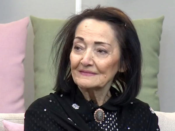 """25 il efirdən uzaq düşən xalq artisti ARB TV-də: """"Kövrəldim"""" - VİDEO - FOTO"""