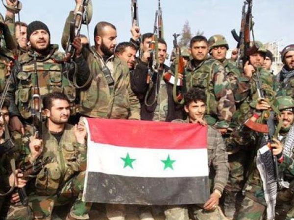 Suriyada hökümət qüvvələri Afrinə girməyə hazırlaşır