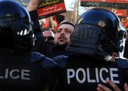 Tehrandakı iğtişaşda 300 nəfər saxlanılıb