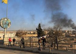 YPG Afrindən geri çəkildi