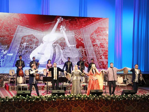 Muğam Televiziya musabiqəsinin qaliblərinin konserti keçirilib - FOTO