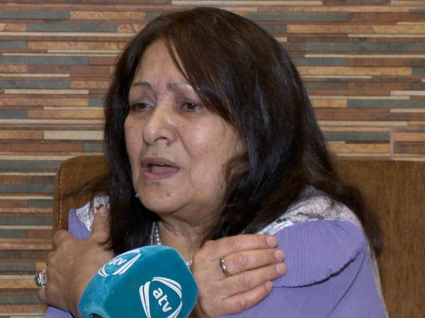 """Azərbaycanlı aktrisa: """"İnsanı bu cür qocaltmaq, zülm etmək düzgün deyil"""""""