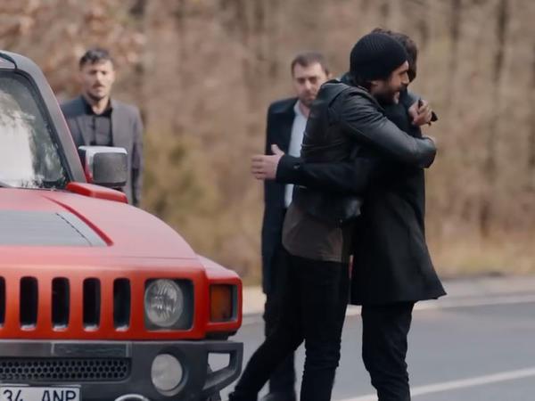 """""""Çukur"""" serialının yeni bölümü - VİDEO"""