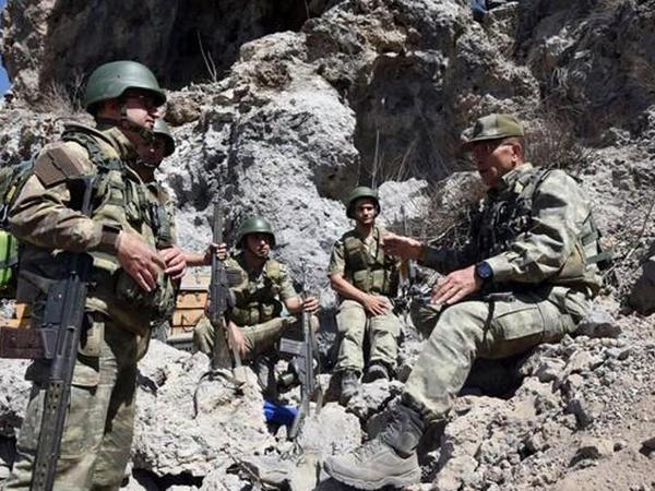 """""""Zeytun budağı""""nda 75 yaşayış məntəqəsi terrorçulardan azad edilib"""