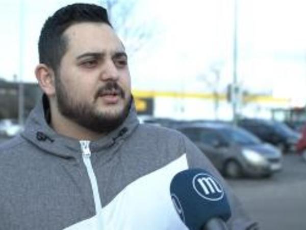 """""""Beşiktaş"""" fanatı 127 bilet aldı - İtirdi və """"ilişdi"""""""