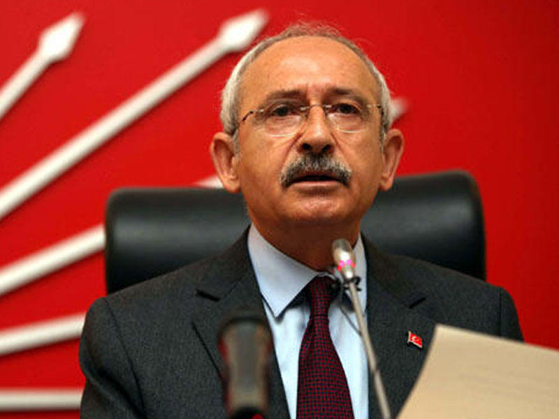 Kamal Kılıçdaroğlu: