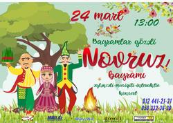 """""""Bayramlar gözəli, Novruz bayramı"""""""