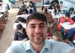 Azərbaycanda müəllim sevdiyi qıza elə bir evlilik təklifi etdi ki... - VİDEO
