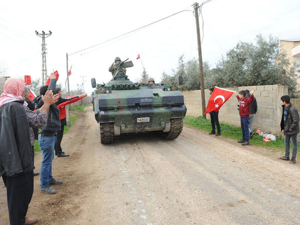Afrində öldürülən terrorçuların sayı 1800-ə çatır
