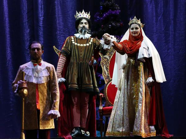Musiqili Teatrda həftəsonu