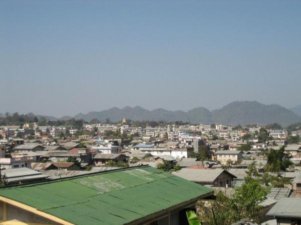 Myanmarda partlayış baş verib, ölənlər və yaralananlar var