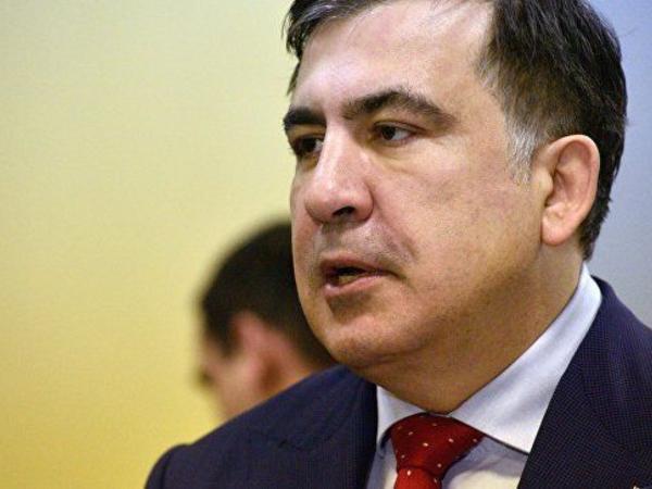 Saakaşviliyə 2021-ci ilədək Ukraynaya daxil olmaq qadağan edilib