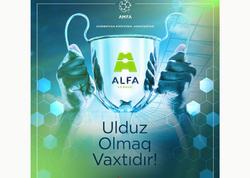 Alfa Liqa - Ulduz ol!