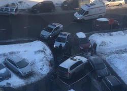 İş adamı Anar Əliyev Moskvada güllələndi - Sifarişli qətl - VİDEO