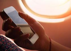 Təyyarələrdə mobil operatorların xidmətləri niyə dayandırılıb?