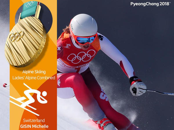 Pxençxan-2018: İsveçrə 3-cü qızıl medalını qazanıb