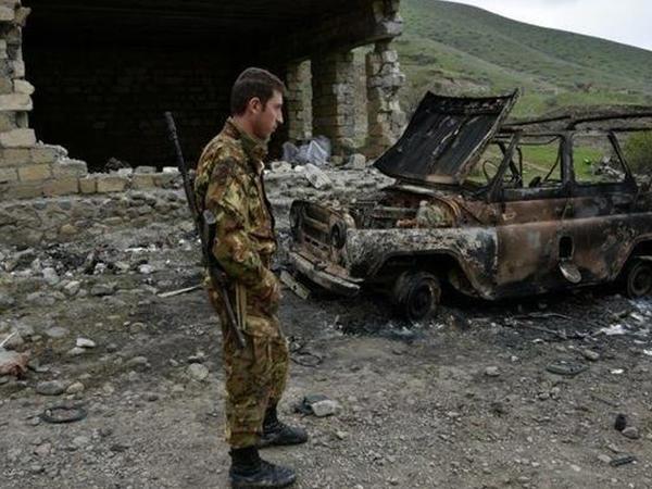 Qarabağda 9 erməni əsgəri öldü