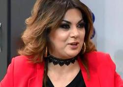 """Təranə efirdə kişi aparıcıya soyunmağını təklifi etdi: """"Baxmağım üçün soyunmalısan"""" - VİDEO"""