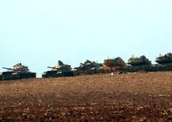 Suriyada terrorçulardan azad edilən məntəqələrin sayı 100-ə çatdı