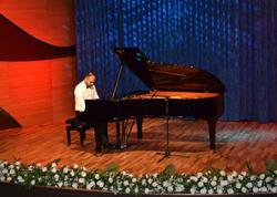 """Beynəlxalq Muğam Mərkəzində """"Fortepiano musiqisi axşamı"""" adlı konsert keçirildi"""