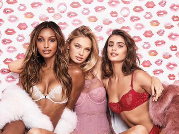 """""""Victoria's Secret"""" modeli çılpaq şəklini yaydı, qınandı - FOTO"""