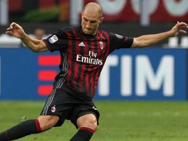 """""""Milan""""ın eks futbolçusu Çin klubunda"""