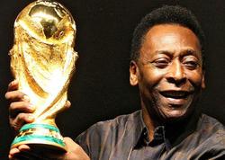 """Pele: """"Braziliya həmişə favoritdi"""""""