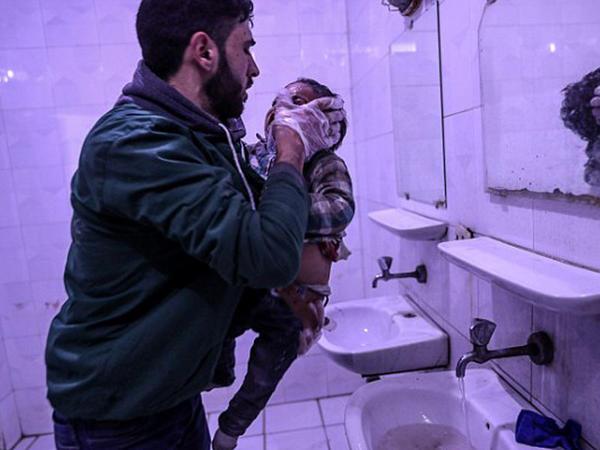 Viran qalan Quta: dinc insanlara divan tutulur - VİDEO - FOTO