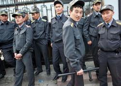 Qırğızıstanda milisi polis adlandırmaq istəyirlər