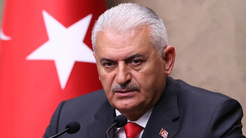 Binəli Yıldırım prezident İlham Əliyevə başsağlığı verib