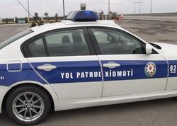 Yol polisi jurnalistin ittihamlarına cavab verdi