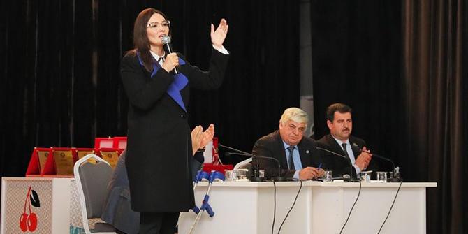 Qənirə Paşayeva Türk diaspor təşkilatlarına çağırış etdi
