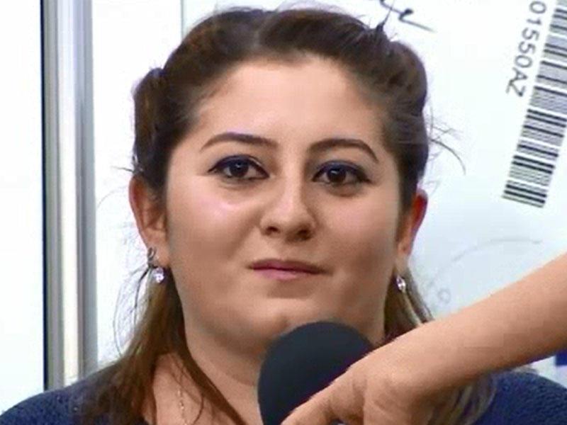 Azərbaycanlı məşhurun gəlini efirə çıxdı - Qaynanam məni aldatdı - VİDEO