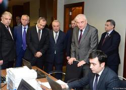 MSK-dakı Müstəqil Media Mərkəzi ilə bağlı təfərrüat açıqlandı - FOTO