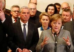 Almaniyanın yeni hökuməti formalaşdı