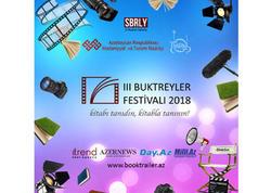 Üçüncü Buktreyler Festivalının Promo çarxı təqdim olundu - VİDEO