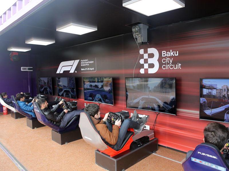 F1 simulyator çempionatının sonuncu finalçısı bəlli oldu