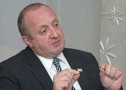 """Marqvelaşvili: """"Gürcüstan NATO-ya üzv olmağa layiqdir"""""""