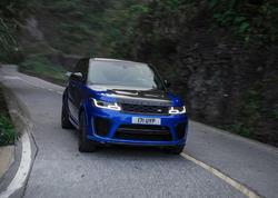 "Range Rover-dən yeni rekord: <span class=""color_red"">Ferrari-ni geridə qoydu - VİDEO - FOTO</span>"