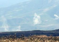 Ermənistan işğal etdiyi Azərbaycan ərazilərində təlimləri davam etdirir