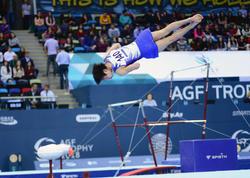 Bakıda idman gimnastikası üzrə Dünya Kuboku yarışının finalı başladı - FOTO