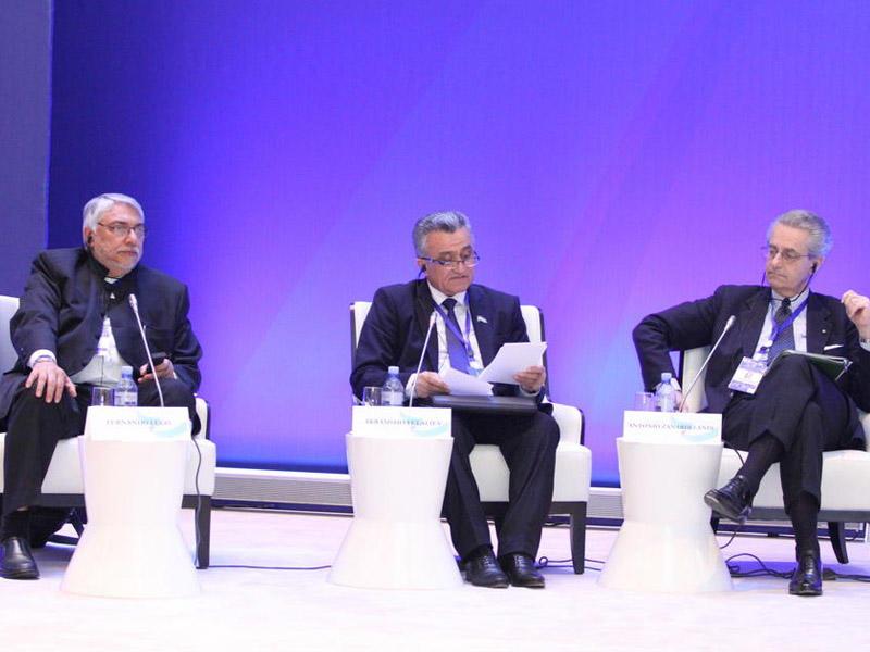 VI Qlobal Bakı Forumu başa çatdı