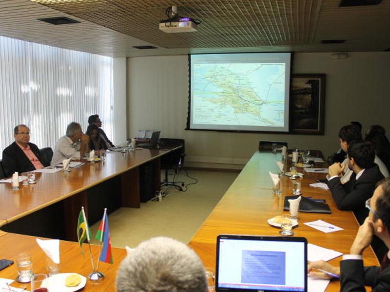 Braziliyada Azərbaycan - Qoyas Biznes Forumu keçirilib