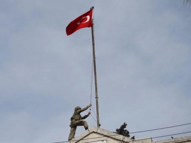 Afrin belə azad edildi - VİDEO - FOTO