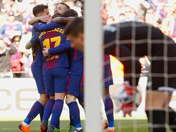 """""""Barselona"""" """"Atletik""""i xalsız yola saldı - <span class=""""color_red"""">YENİLƏNİR - FOTO</span>"""