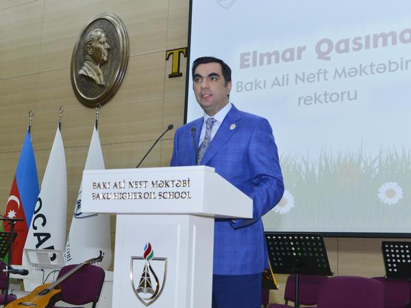 Bakı Ali Neft Məktəbində Novruz bayramı qeyd edildi