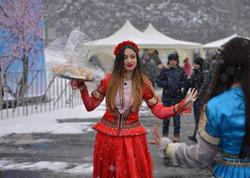 Dneprdə təntənəli Novruz festivalı keçirilib - FOTO
